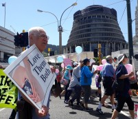 March for Life at the Beehive