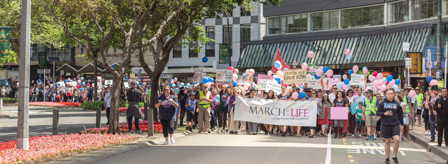 clarenceu.co.nz March for Life NZ 2018